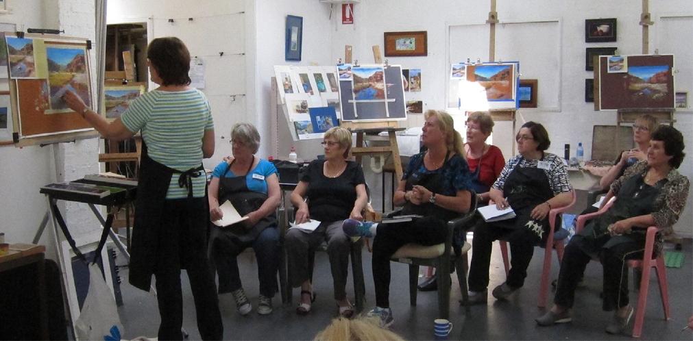Regina Hona Workshop