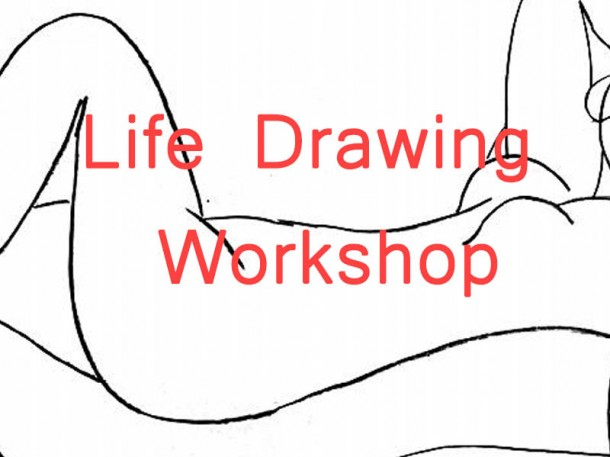 Life Drawing Wshop icon