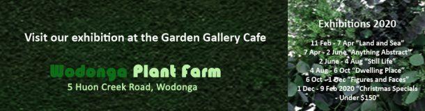 Plant Farm Exhibitions 2020